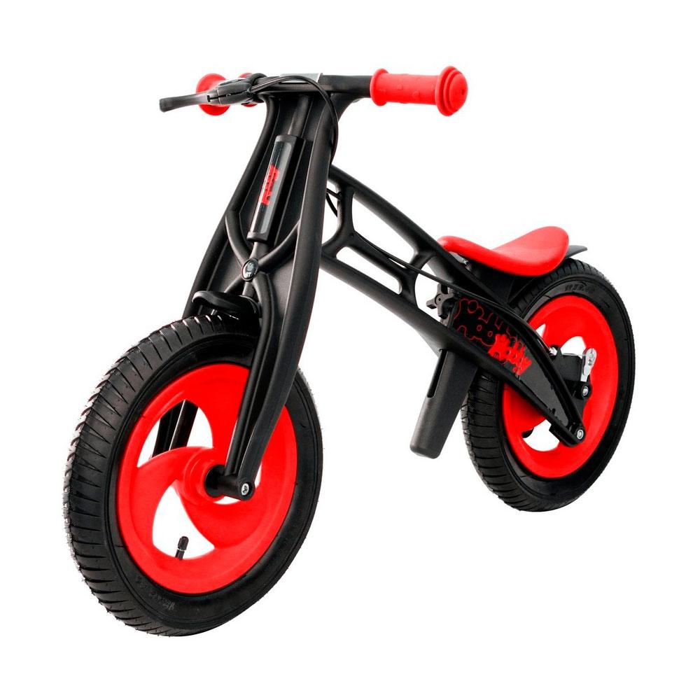 Велобалансир-беговел Hobby-bike Fly А черная оса Red/Black<br>