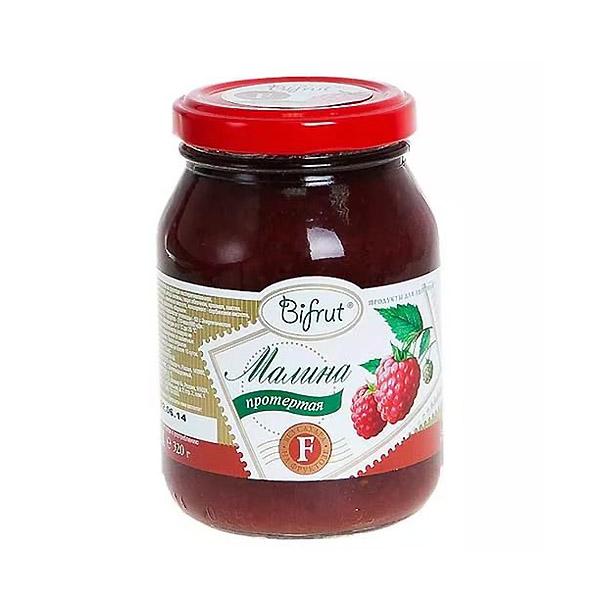 Джем Bifrut на фруктозе 300 гр Малина<br>