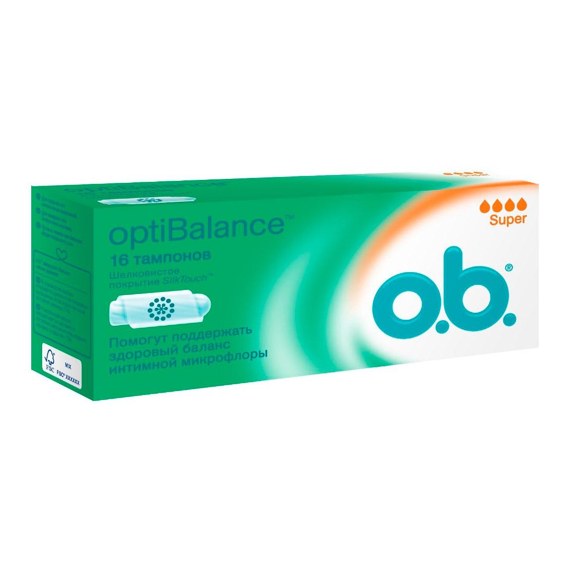 ������� o.b. optiBalance ����� 16 ��