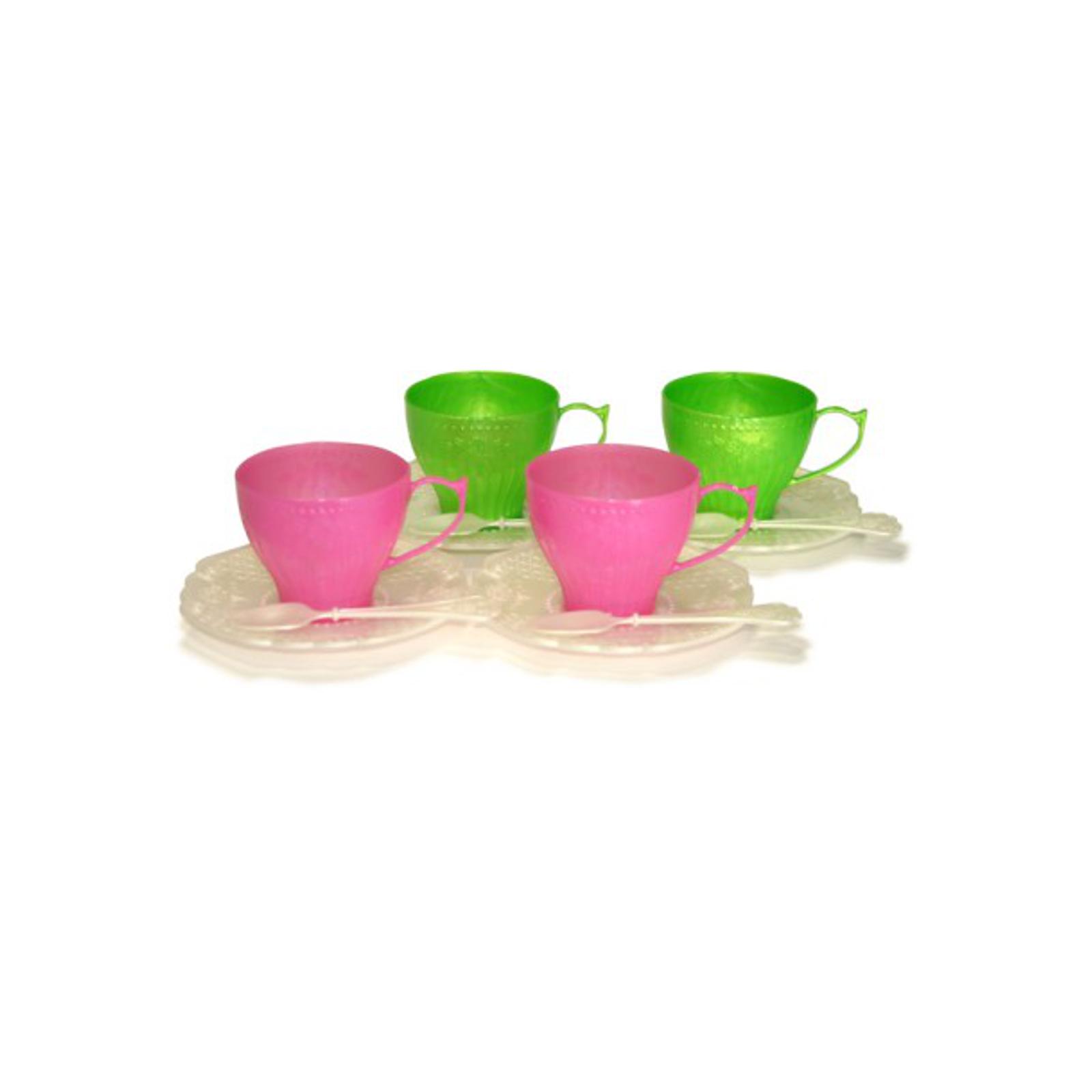 Набор посуды Нордпласт Волшебная хозяюшка Чайный сервиз (12 предметов)<br>
