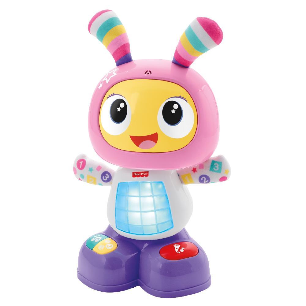Развивающая игрушка Fisher Price Бибель - Сестренка Робота Бибо<br>