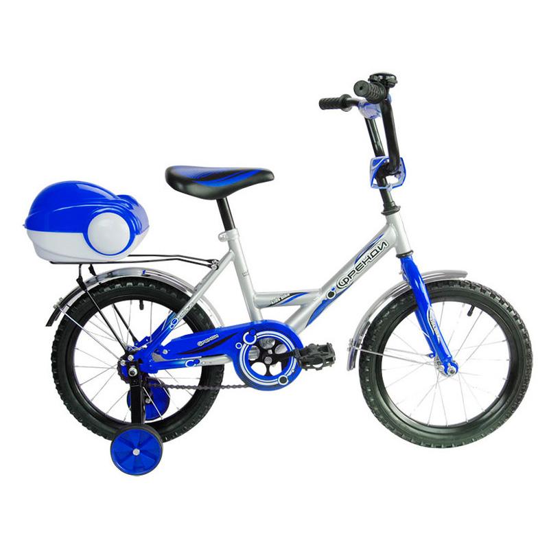 Велосипед двухколесный RT МУЛЬТЯШКА Френди 16 XB1601 Синий<br>