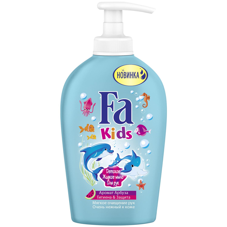 Мыло жидкое Fa Kids аромат арбуза<br>