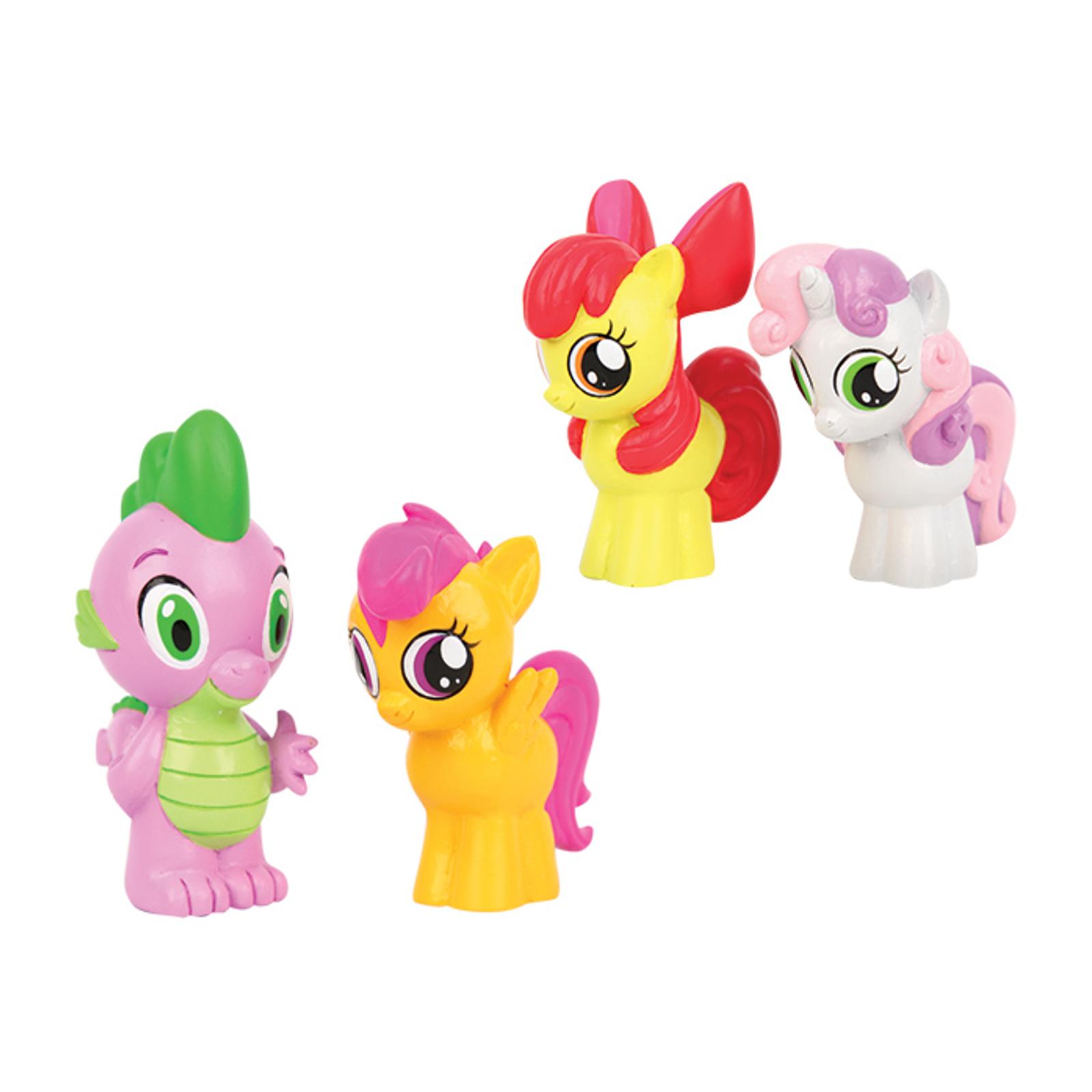 Фигурка My Little Pony Друзья Пони 2 шт. (в сетке)