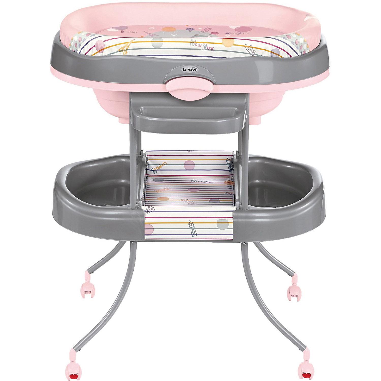 Пеленальный стол Brevi Acqua Light модель 574LT/054<br>