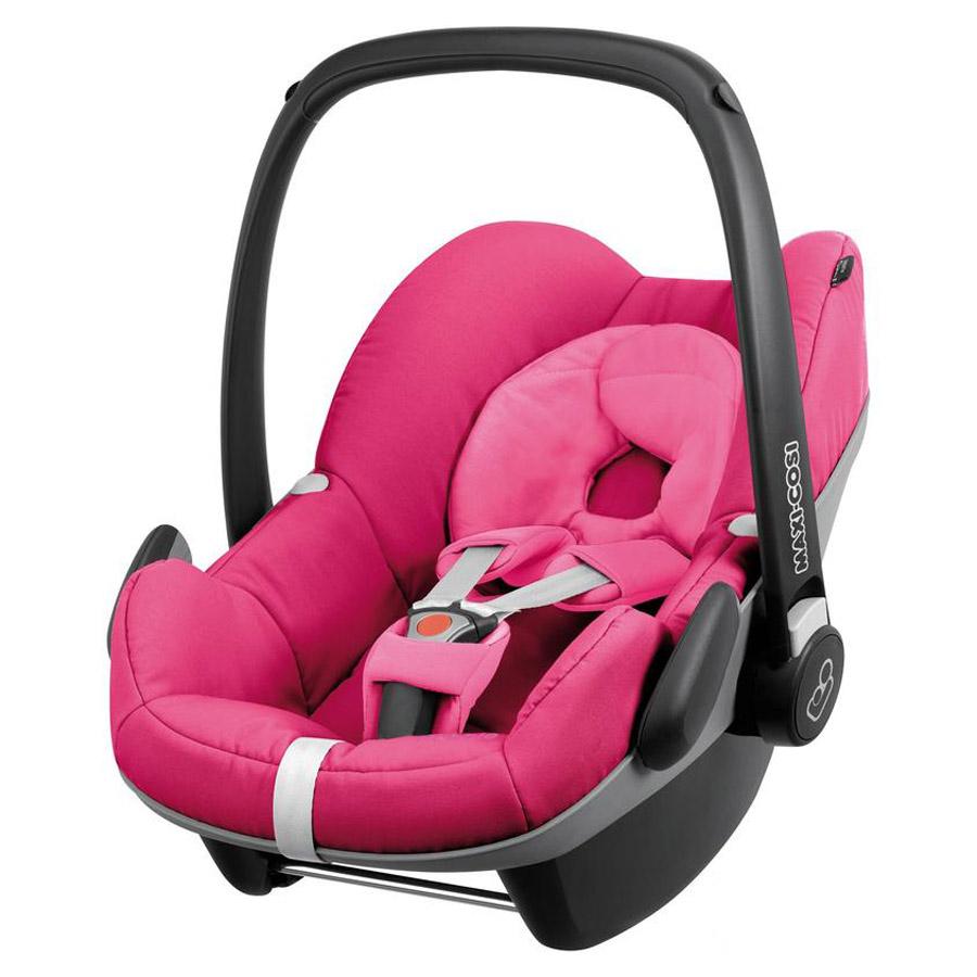 Автокресло Maxi-Cosi Pebble Pink Passio<br>