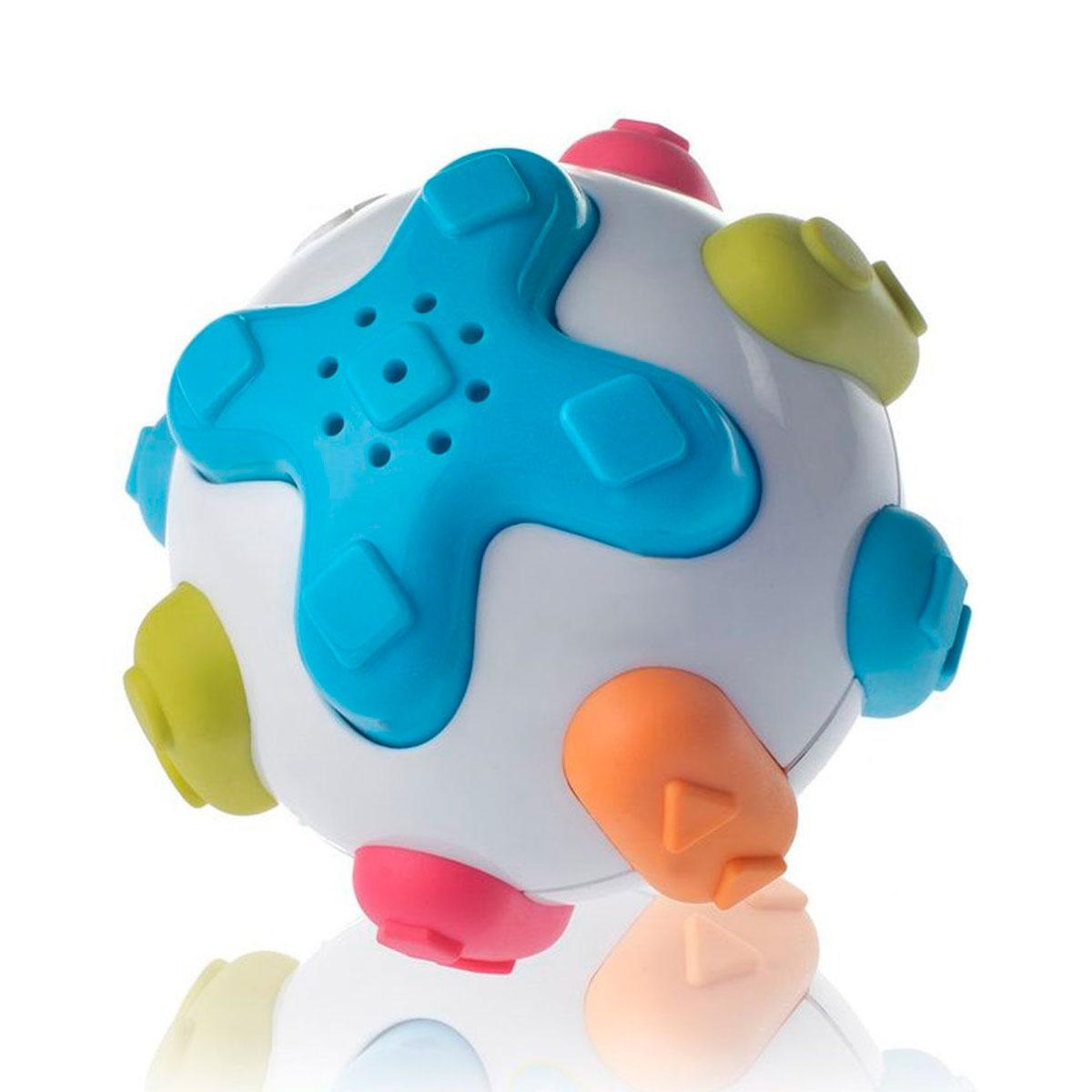 Развивающая игрушка Kidsme Шар Слушай и Учись<br>