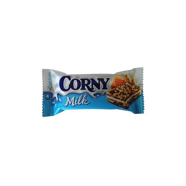 Батончик Corny Big Злаковый 50 гр 30 гр С молочным наполнителем и медом<br>