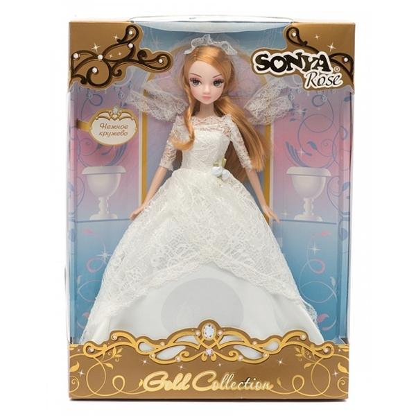 Кукла Sonya Rose серия Золотая коллекция Нежное кружево<br>