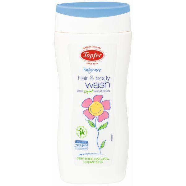 Шампунь Topfer 200 мл для мытья волос и тела<br>