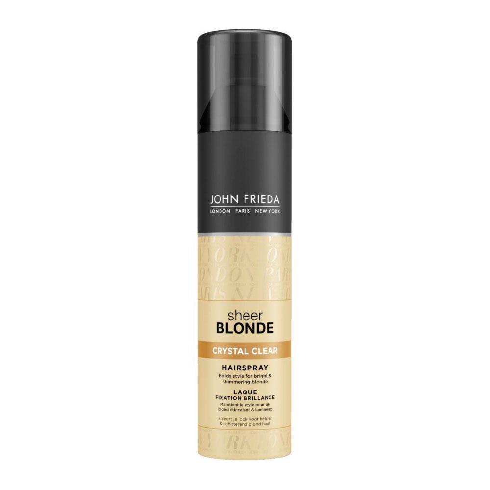 Лак для светлых волос John Frieda Sheer Blonde для создания формы и сияния 250 мл<br>