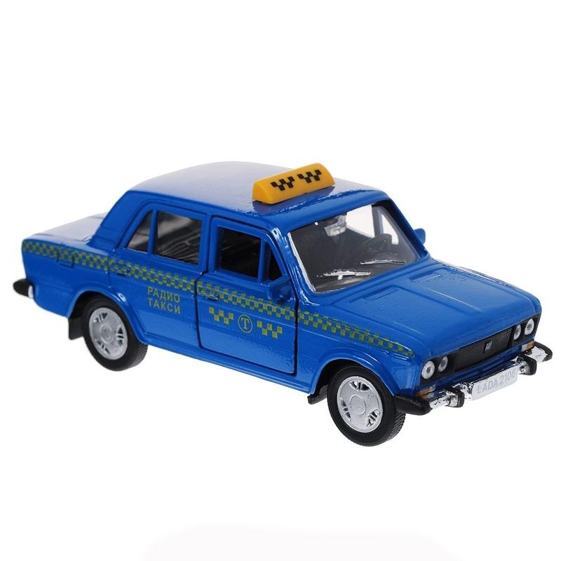 Машинка Autotime LADA 2106 такси 1:36<br>