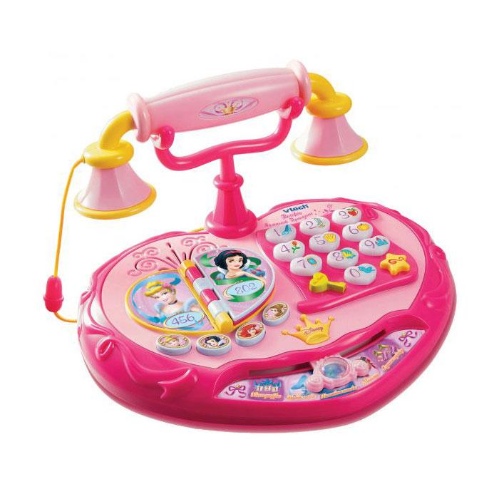 Развивающая игрушка Vtech Обучающий телефон Маленькой Принцессы<br>