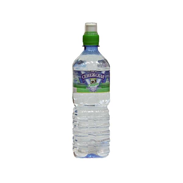 Вода минеральная Сенежская 0,5 л Спорт