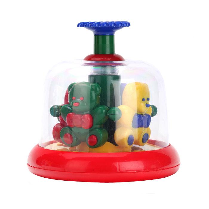 Развивающая игрушка Умка Юла с медвежатами<br>