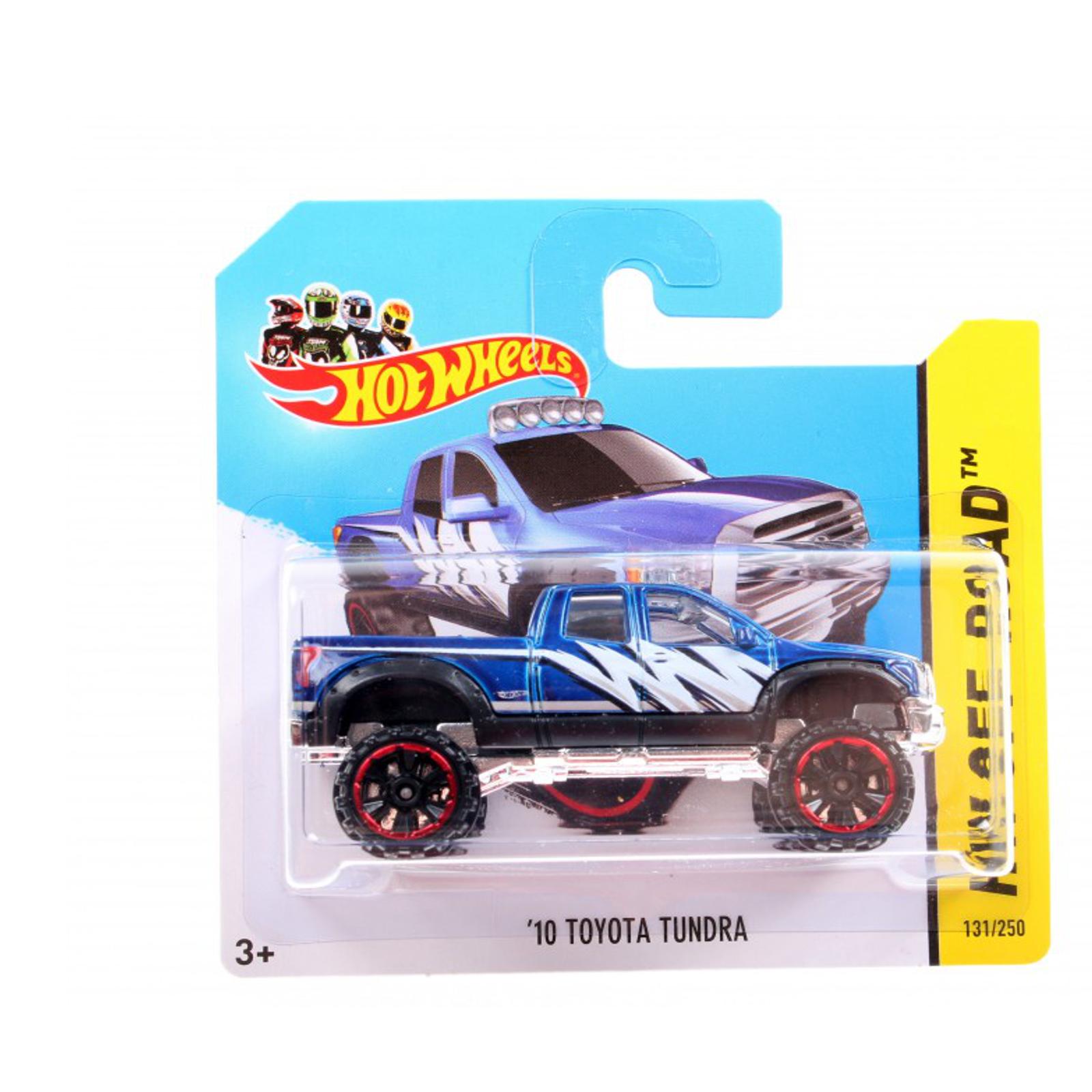 ����������� Hot Wheels ��� ������ 10 Toyota Tundra