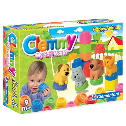 ������ ����������� Baby Clemmy �������: 4 ������� + 10 ������ �������