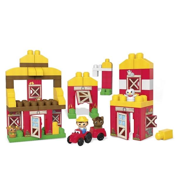 Игровой набор Mega Bloks Веселая ферма<br>
