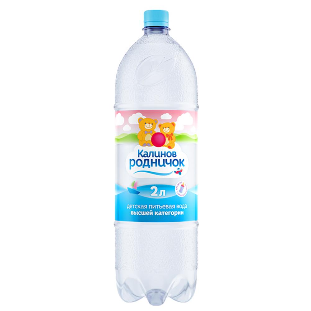 Вода детская Калинов Родничок (с 0 мес) 2 л<br>