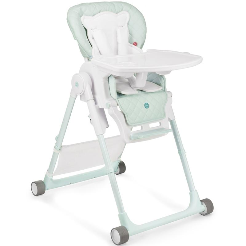 Стульчик для кормления Happy Baby William V2 Голубой<br>