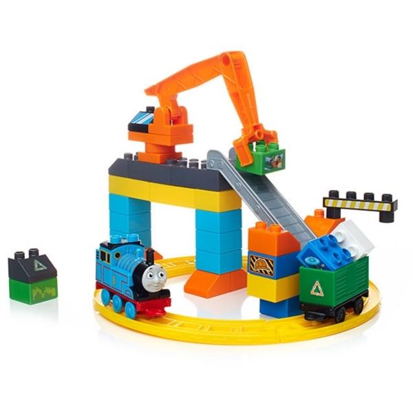 Игровой набор Mega Bloks Томас и его друзья Центр переработки<br>