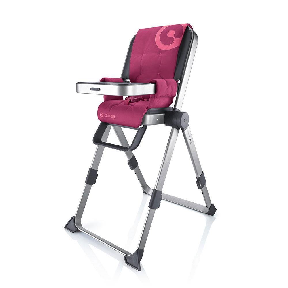Стульчик для кормления Concord Spin Pink<br>