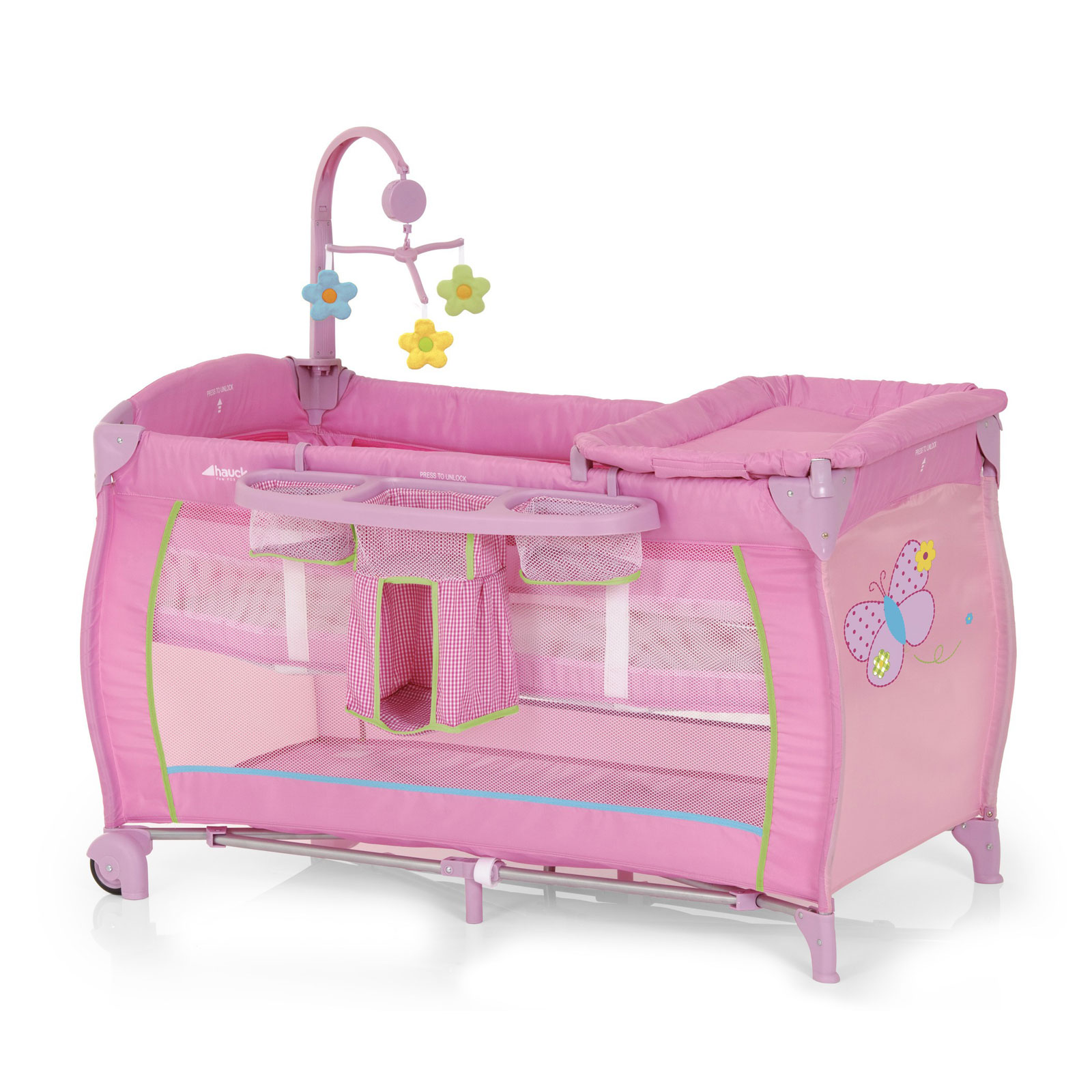 �����-������� Hauck Baby Center Butterfly