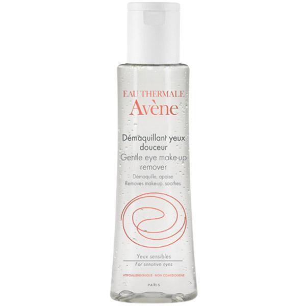 Лосьон для снятия макияжа Avene Gentle Eye Make-Up Remover 125 мл<br>