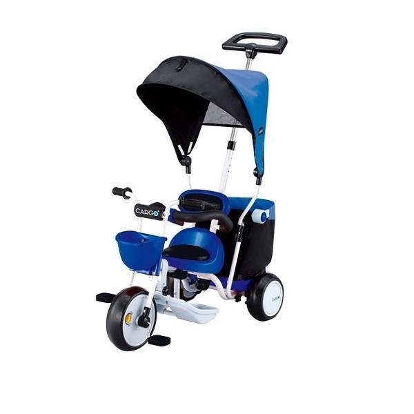 Велосипед Ides Cargo Plus Синий<br>