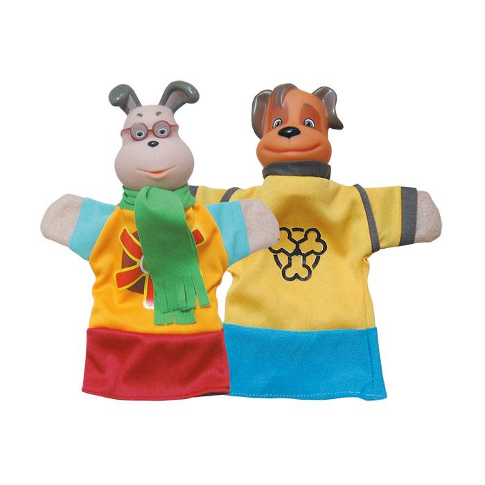 Кукольный театр Умка Барбоскины Дружок и Гена