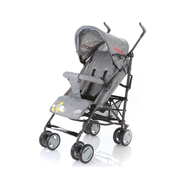 Коляска Baby Care In City grey<br>
