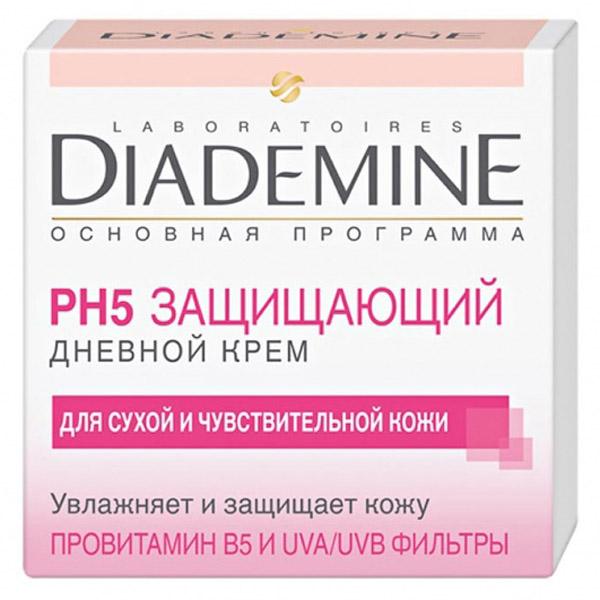 Крем Diademine защищающий и увлажняющий дневной уход 50 мл<br>