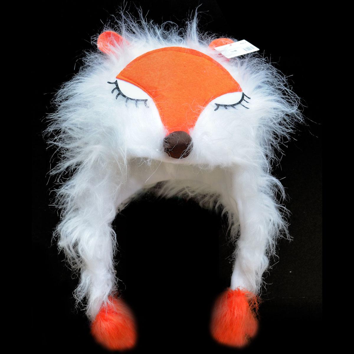Шапка карнавальная Winter Wings Лиса<br>