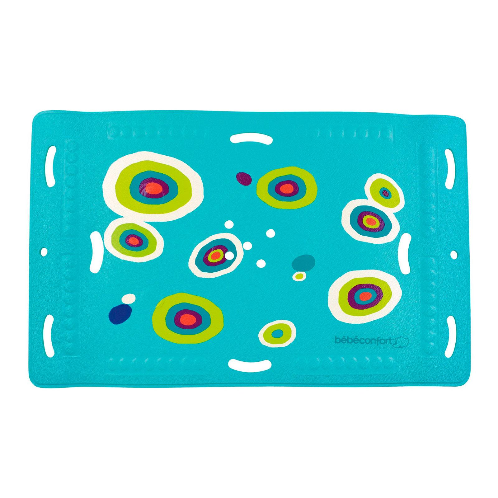 Коврик Bebe Confort для ванной с термоиндикатором, цвет - Голубой 57 х 36 см<br>