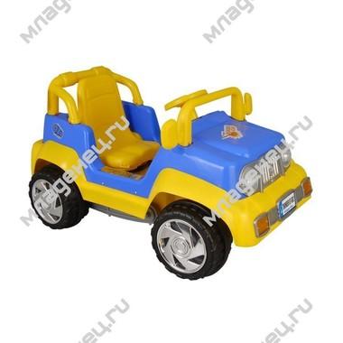 Педальная машина Pilsan Thunder 07802