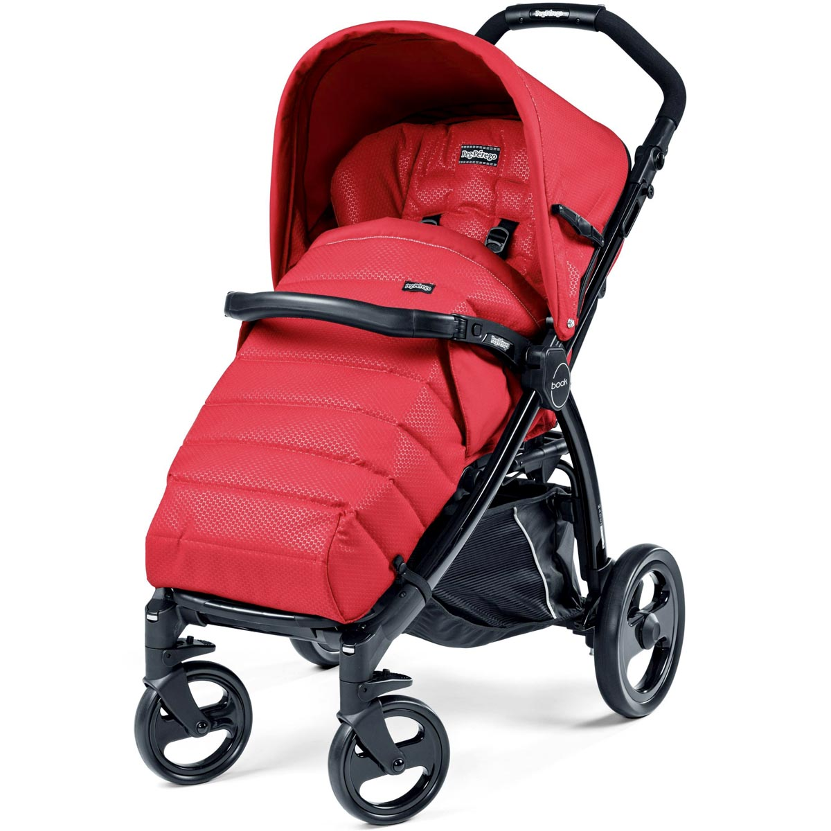 Коляска Peg-Perego Book Completo Red<br>