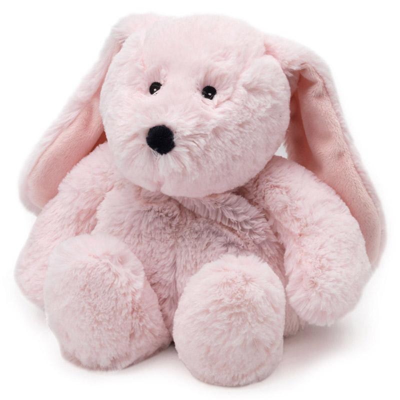 Игрушка-грелка Warmies Розовый кролик<br>