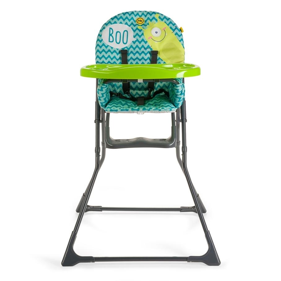 Стул для кормления Happy Baby Ergoslim Aquamarine<br>