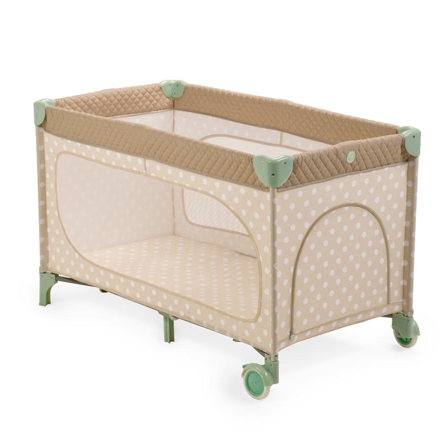 Кровать-манеж Happy Baby Martin Beige<br>