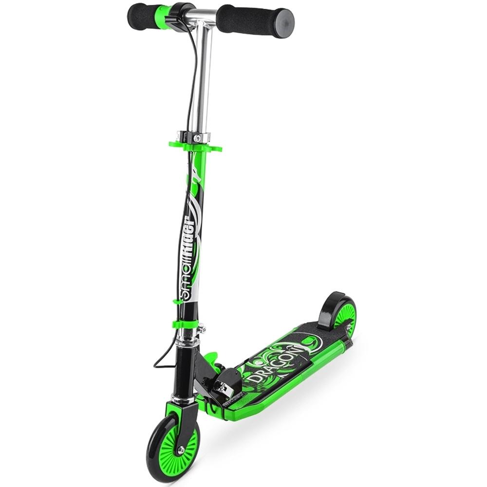 Самокат Small Rider Dragon Зеленый<br>