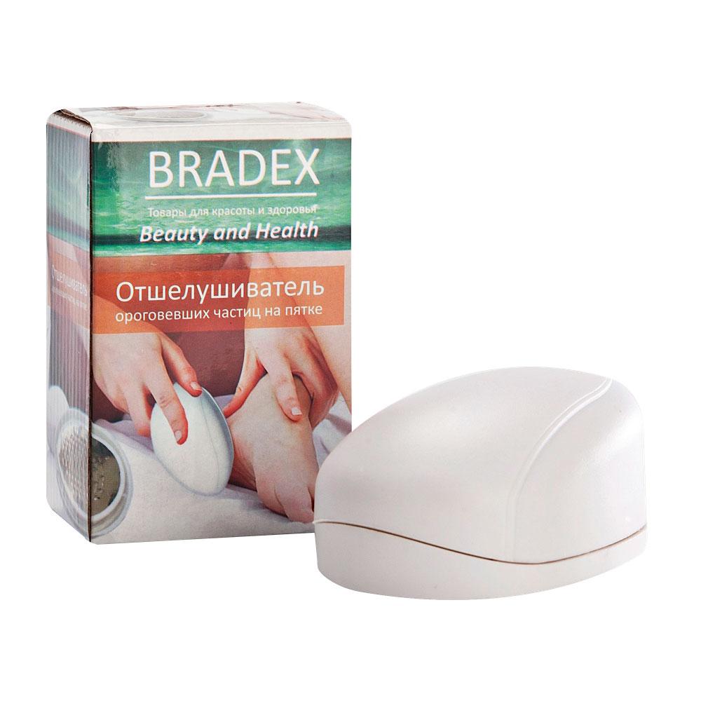 Отшелушиватель Bradex Шёлковые пяточки для ороговевших частиц<br>