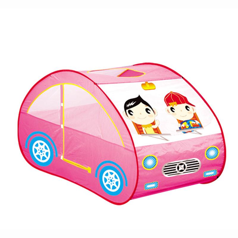 Игровой дом Yongjia Автомобиль Розовый<br>