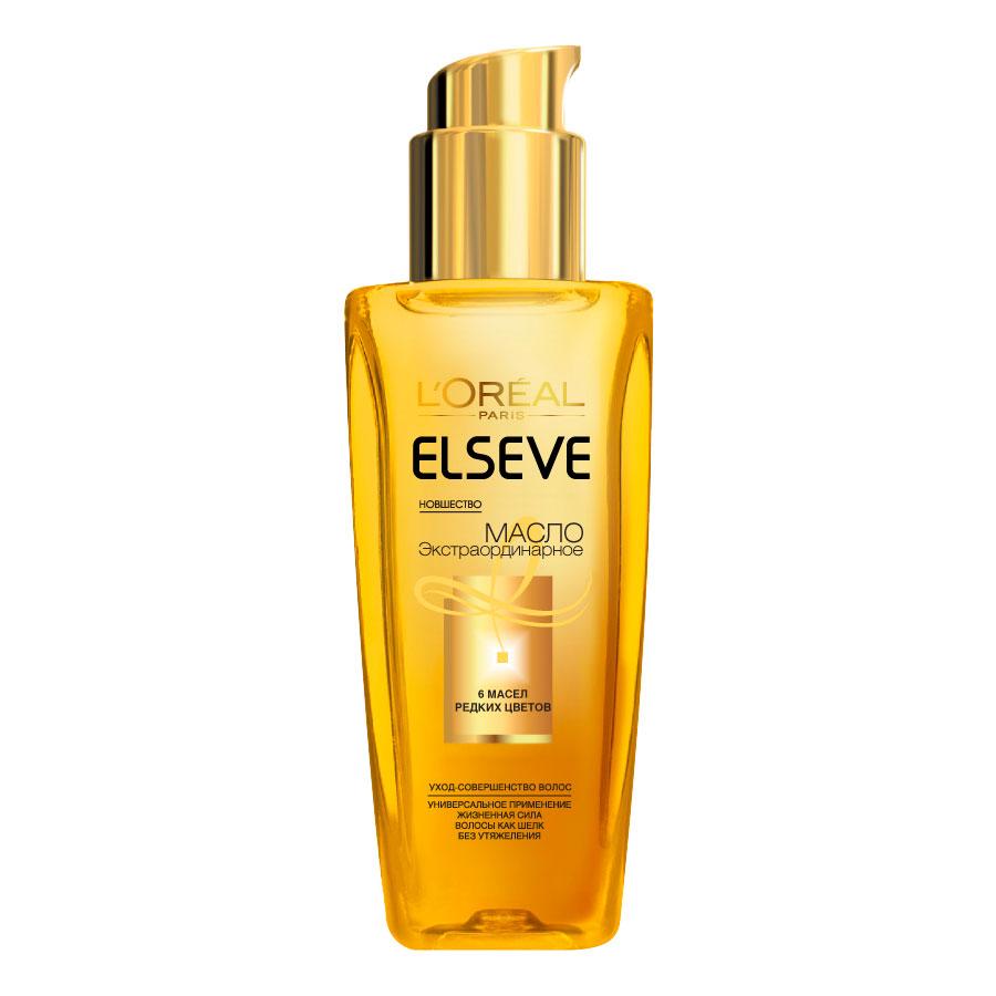 Масло для волос L&amp;#039;Oreal Elseve универсальное 100 мл<br>