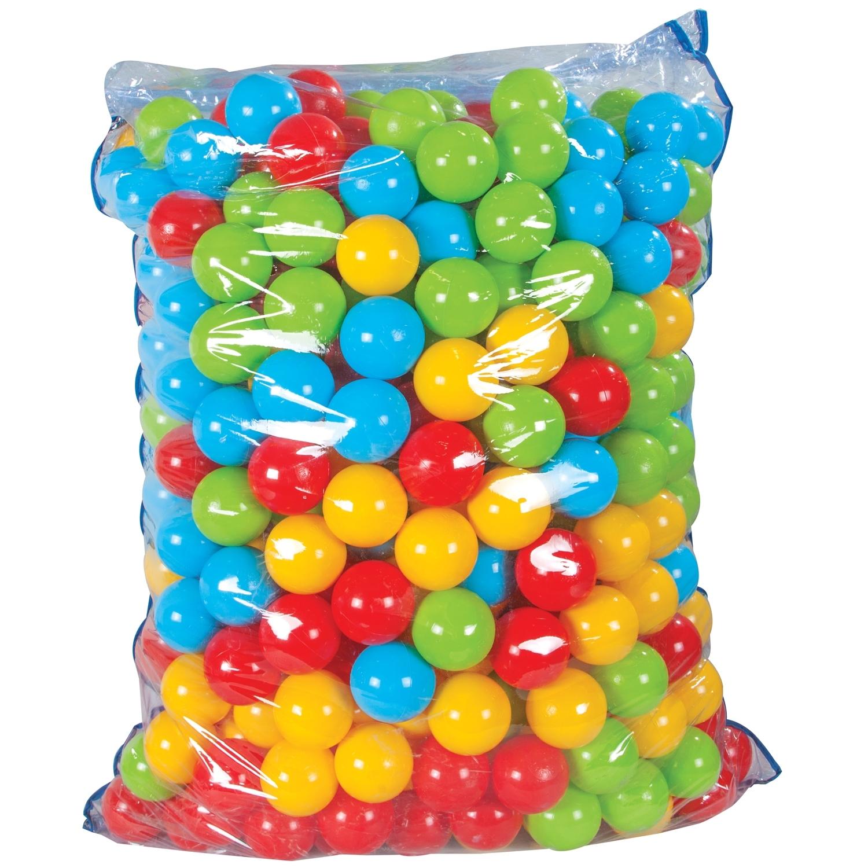 Шары Pilsan в сухой бассейн 100 штук 9 см в пакете<br>