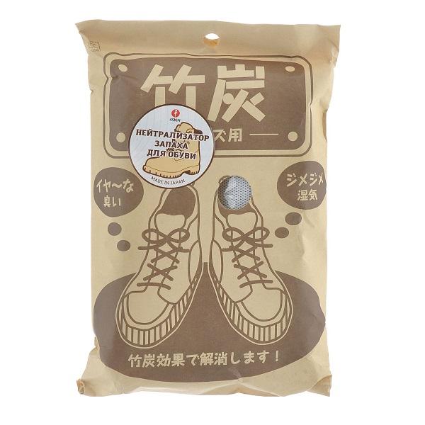 Нейтрализатор запаха для обуви Kokubo 100 гр  2шт