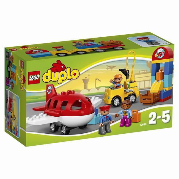 Конструктор LEGO Duplo 10590 Аэропорт<br>
