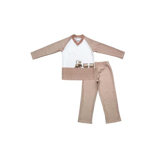 Пижама Мамуляндия для мальчика рост 104<br>