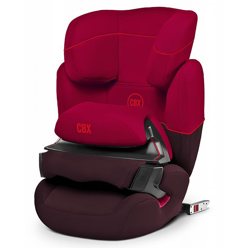Автокресло CBX by Cybex Isis-Fix Rumba Red