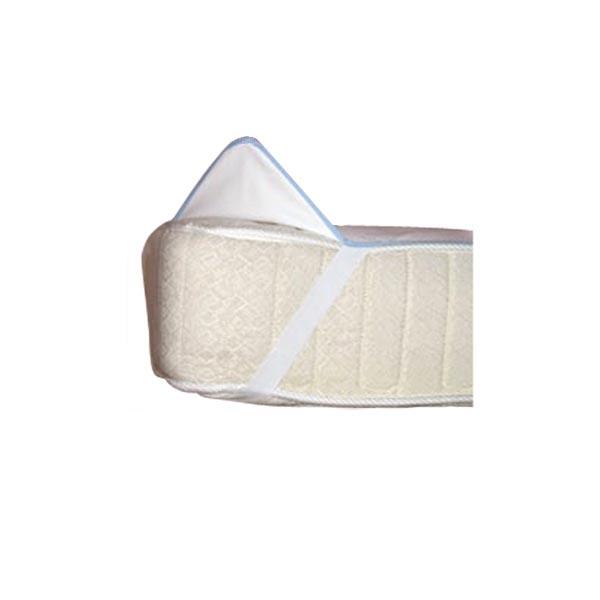 Клеенка Little Trek махровая (наматрасник для кроватки) 190х90 см<br>