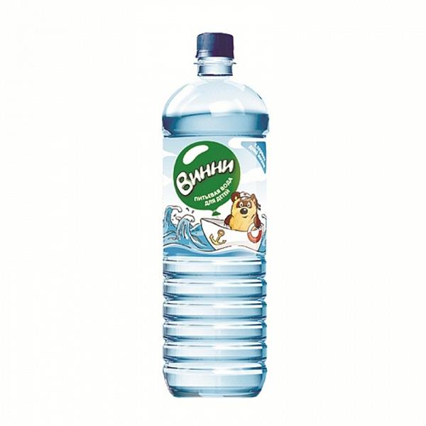 Вода детская Винни 1.5 л<br>